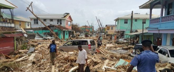 80 Percent of Dominican Homes Destroyed by Hurricane Maria