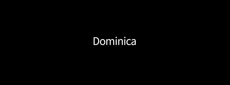 Solar Lights for Dominica - Dominica is in the Dark!